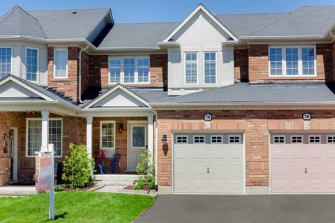 Townhouse for sale at 76 Willet Terr Milton Ontario - MLS: W4458041