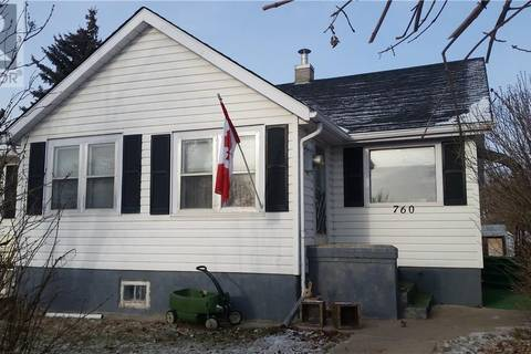House for sale at 760 3 Ave W Drumheller Alberta - MLS: sc0160879