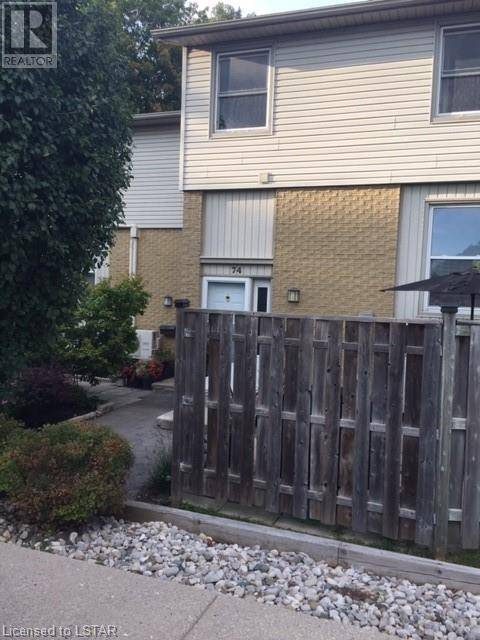 Townhouse for sale at 74 Berkshire Dr Unit 760 London Ontario - MLS: 220827