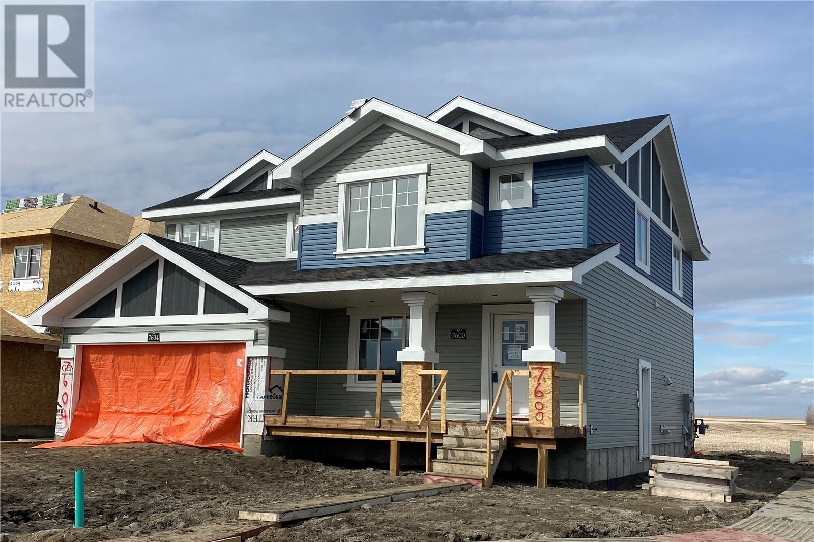 House for sale at 7600 Walsh Ave Regina Saskatchewan - MLS: SK830915