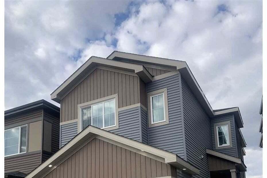 House for sale at 7601 Creighton Pl SW Edmonton Alberta - MLS: E4197807