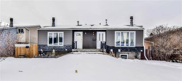 Townhouse for sale at 7602 34 Ave Northwest Calgary Alberta - MLS: C4285911
