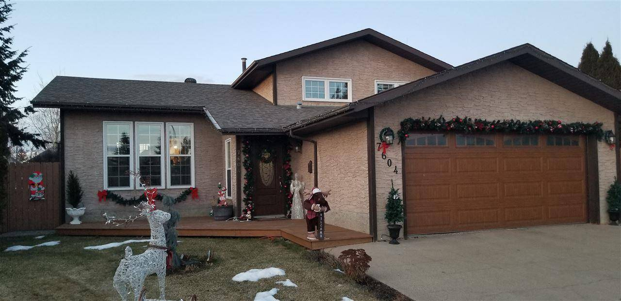 House for sale at 7604 189 St Nw Edmonton Alberta - MLS: E4180709