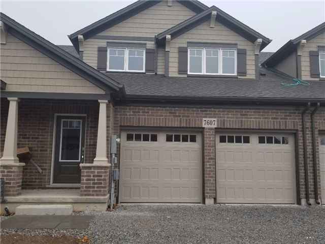 For Rent: 7607 Green Vista Gate, Niagara Falls, ON | 3 Bed, 3 Bath Townhouse for $1,600. See 6 photos!