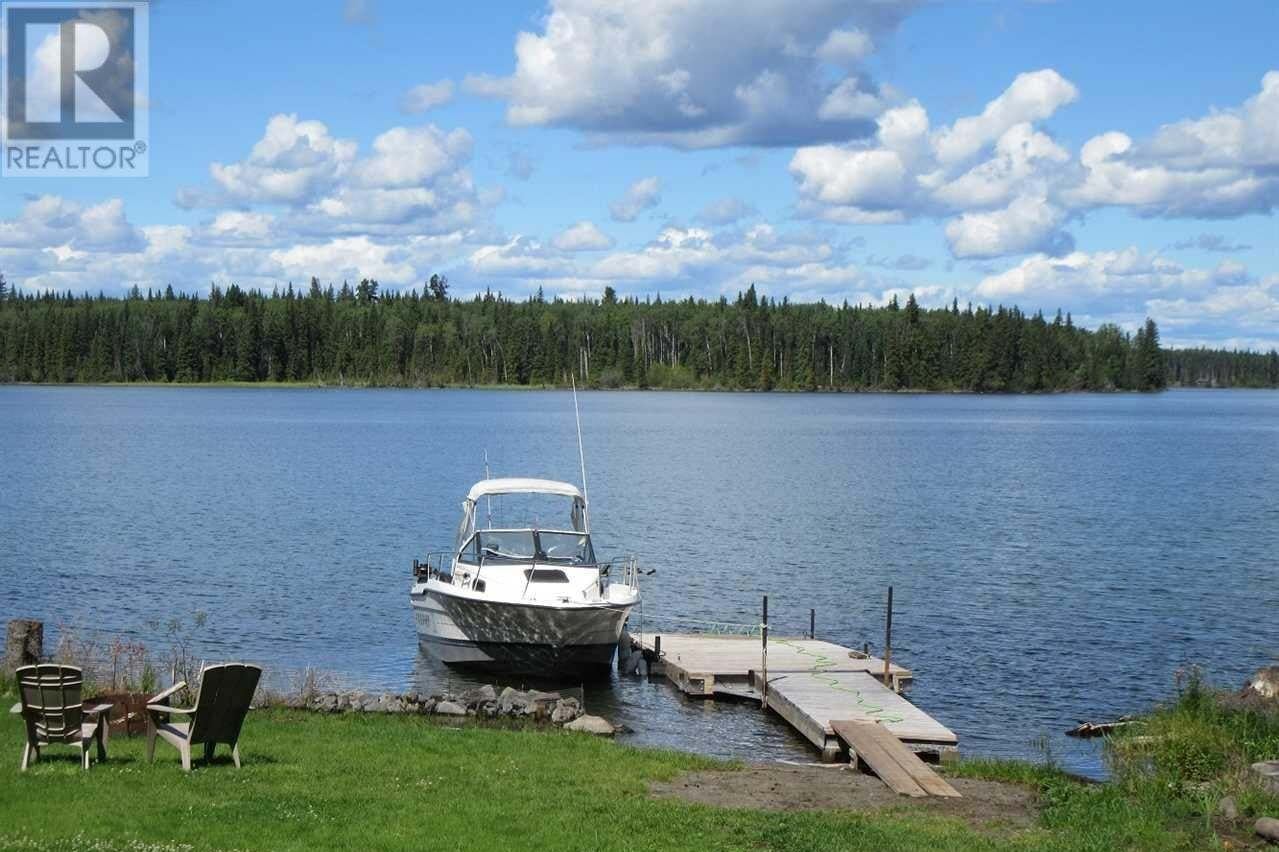 Home for sale at 7608 North Point Rd Bridge Lake British Columbia - MLS: R2495873