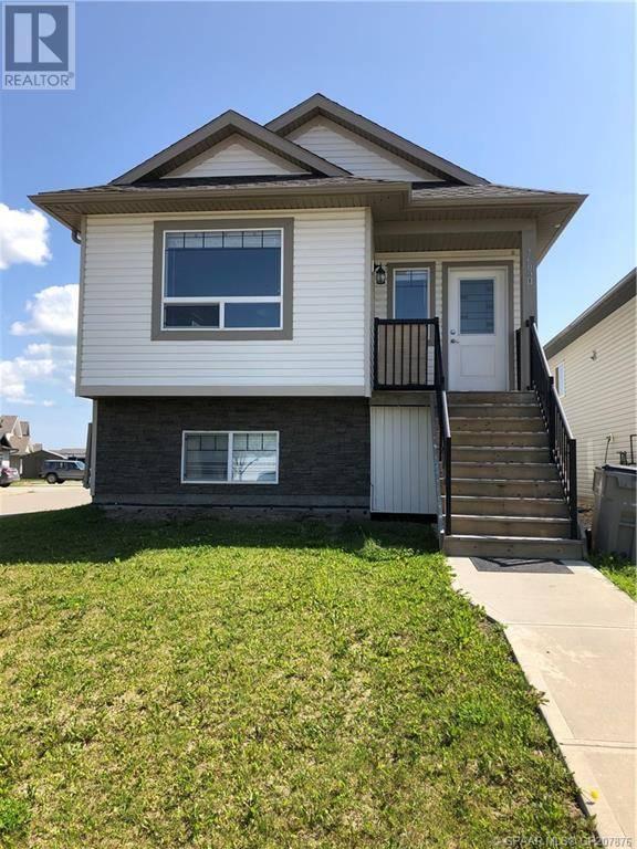 Townhouse for sale at 7609 115b St Grande Prairie Alberta - MLS: GP207876