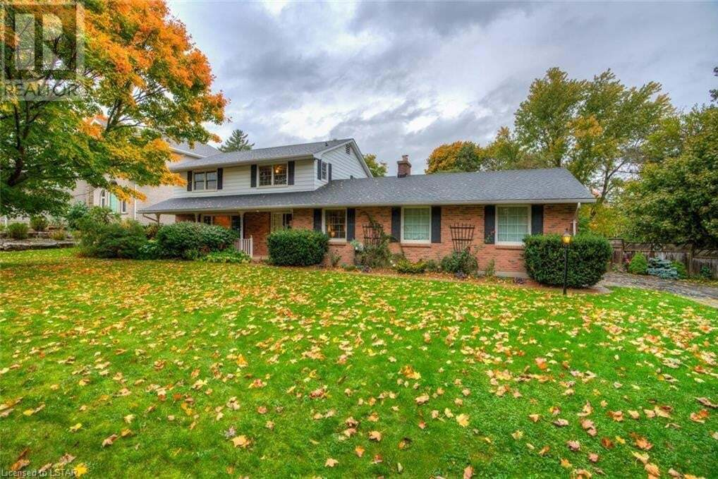 House for sale at 761 Commissioners Rd West London Ontario - MLS: 40034640