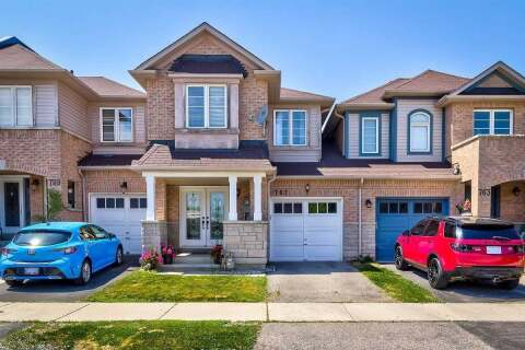 Townhouse for sale at 761 Gleeson Rd Milton Ontario - MLS: W4822365