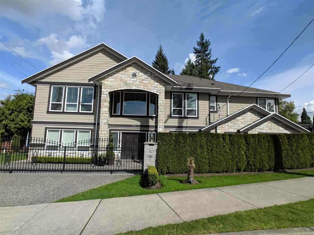 Removed: 761 Porter Street, Coquitlam, BC - Removed on 2018-12-01 05:12:04