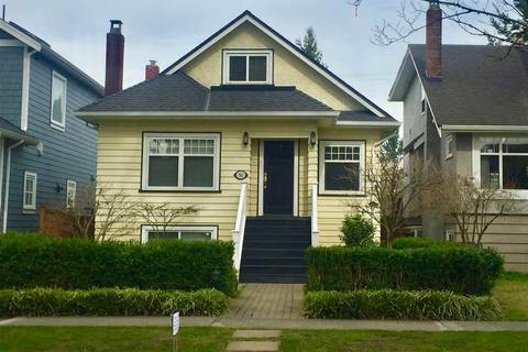House for sale at 761 26th Ave W Vancouver British Columbia - MLS: R2351238