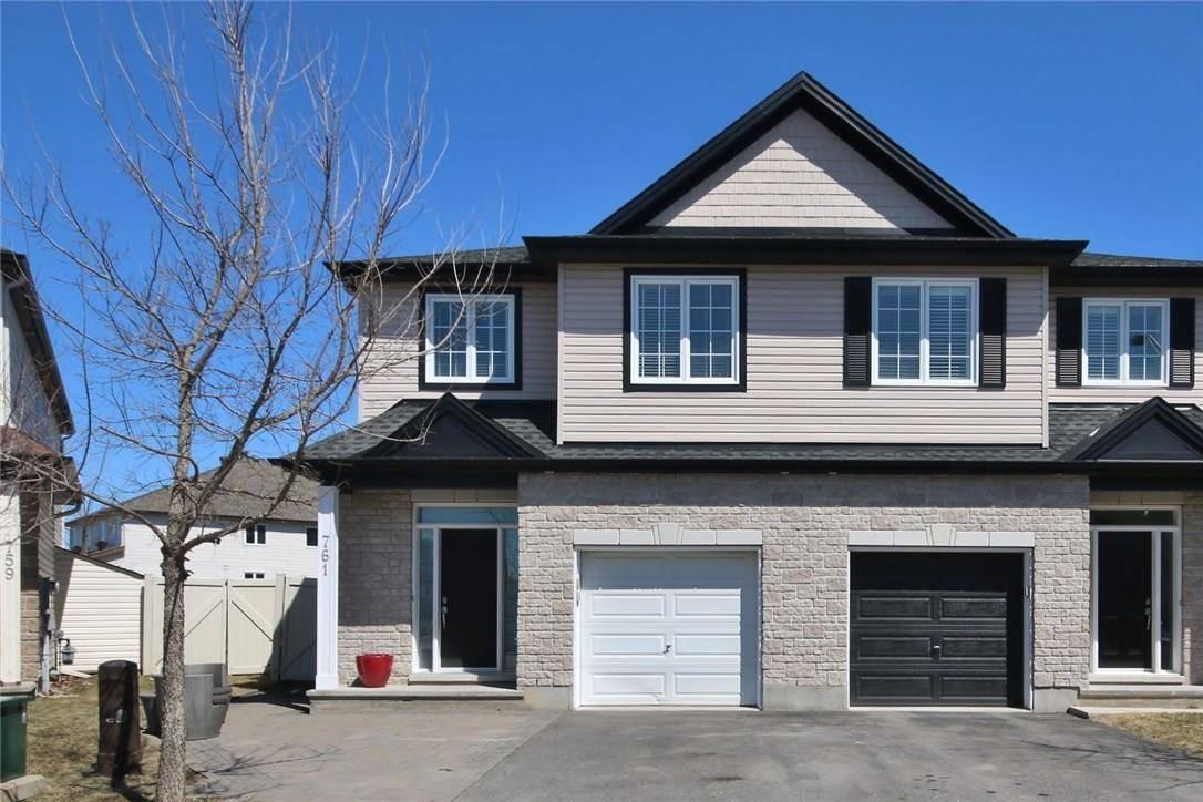 House for sale at 761 White Alder Ave Ottawa Ontario - MLS: 1146769