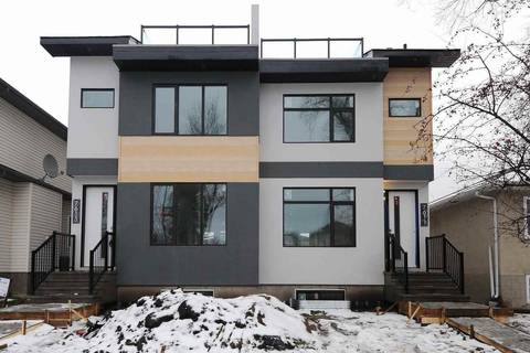 Townhouse for sale at 7611 110 St Nw Edmonton Alberta - MLS: E4144039