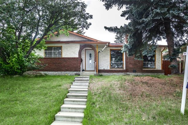 For Sale: 7611 Hunterview Drive Northwest, Calgary, AB | 6 Bed, 3 Bath House for $449,900. See 41 photos!