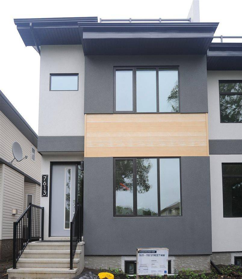 Townhouse for sale at 7613 110 St Nw Edmonton Alberta - MLS: E4174369