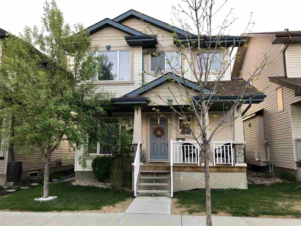 For Sale: 7614 Schmid Crescent North West, Edmonton, AB | 3 Bed, 2 Bath House for $439,900. See 30 photos!