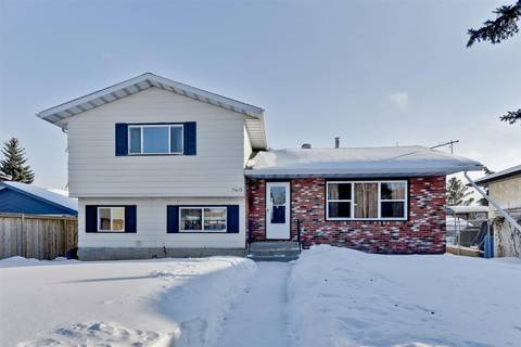 House for sale at 7615 142 Ave Nw Edmonton Alberta - MLS: E4146216