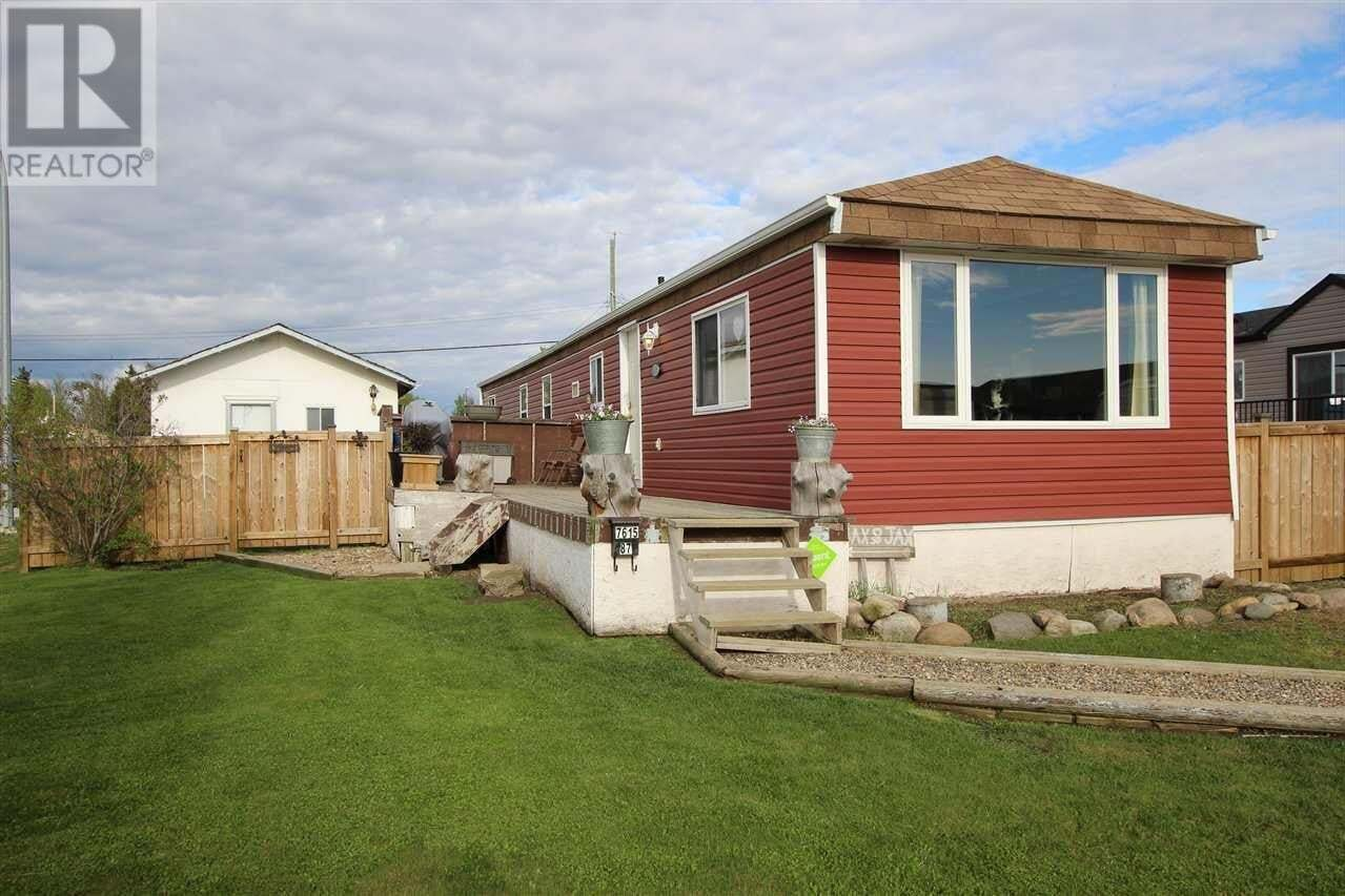 Home for sale at 7615 87 Ave Fort St. John British Columbia - MLS: R2434531