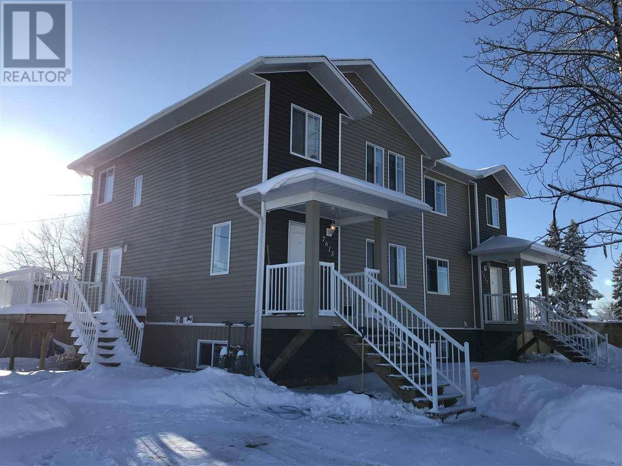 Townhouse for sale at 7615 89 Ave Fort St. John British Columbia - MLS: R2430809