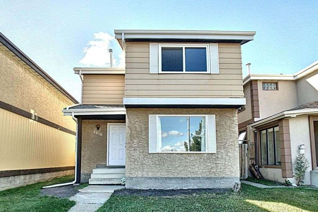 House for sale at 7616 180 St NW Edmonton Alberta - MLS: E4215903