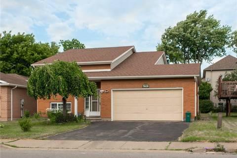House for sale at 7619 Alpine Dr Niagara Falls Ontario - MLS: 30750845