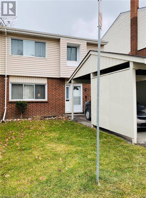 Townhouse for sale at 62 Wilkins St Unit 762 London Ontario - MLS: 239272