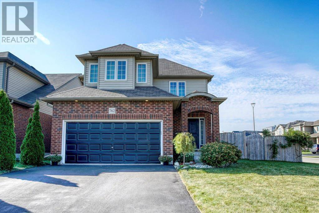 House for sale at 762 Frontenac Cres Woodstock Ontario - MLS: 30753530