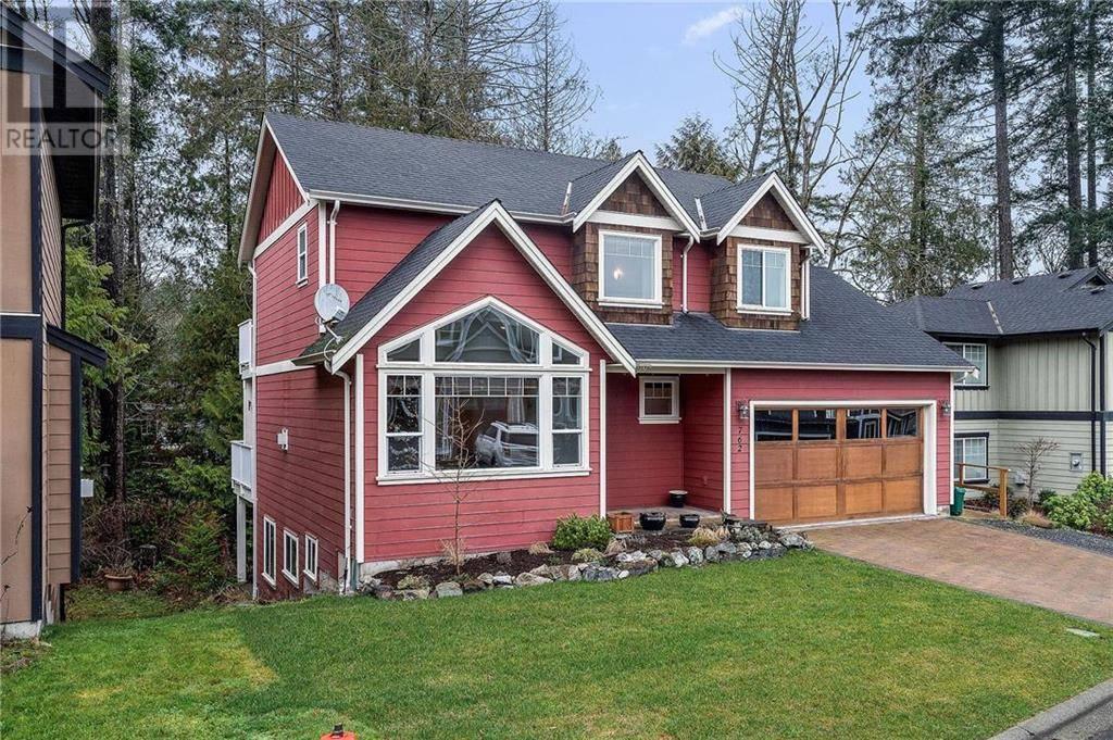 House for sale at 762 Hanbury Pl Victoria British Columbia - MLS: 419584