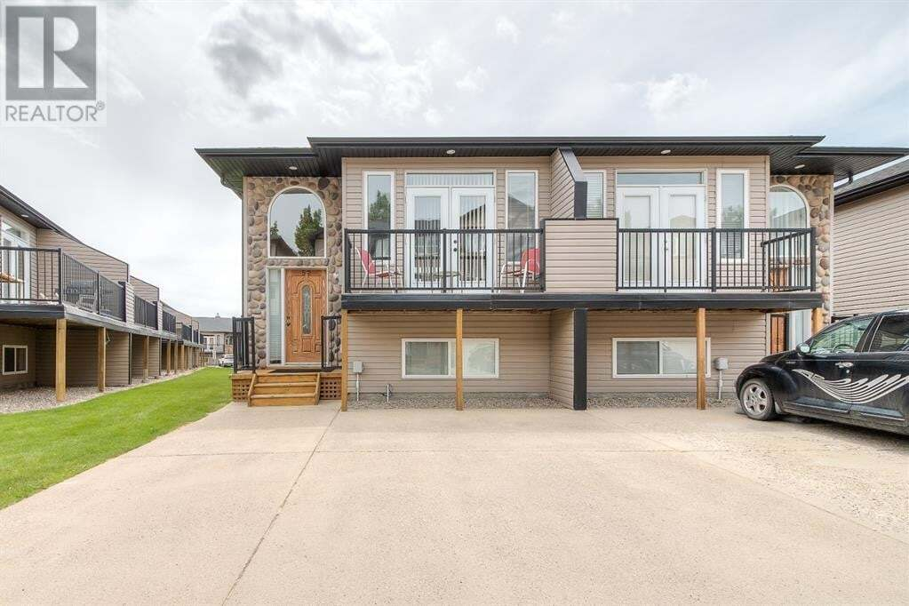 Townhouse for sale at 762 Heritage Blvd West Lethbridge Alberta - MLS: A1002819