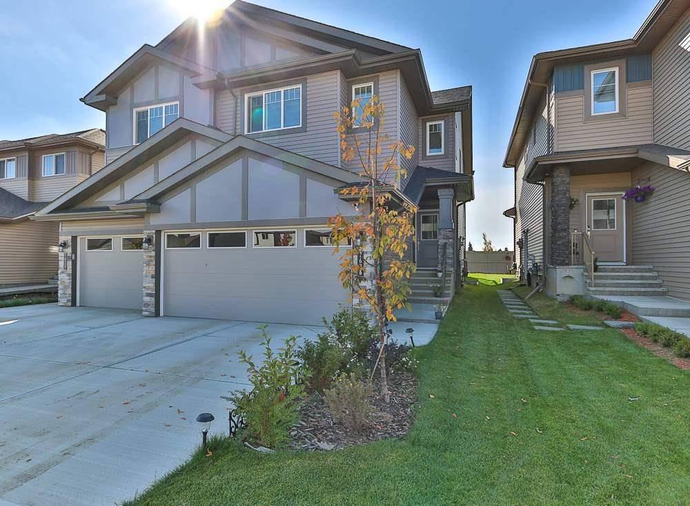 Townhouse for sale at 7626 Creighton Pl Sw Edmonton Alberta - MLS: E4174100