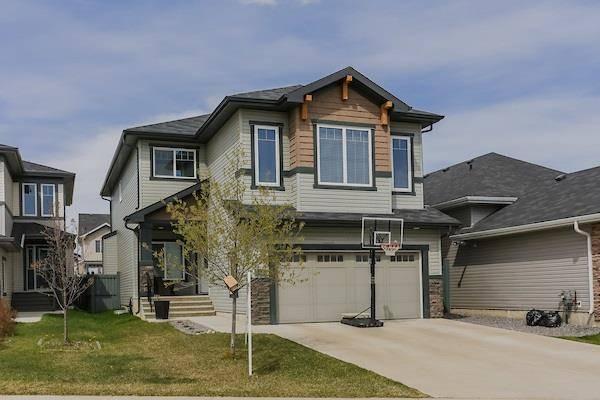 House for sale at 7626 Getty Li Nw Edmonton Alberta - MLS: E4146174