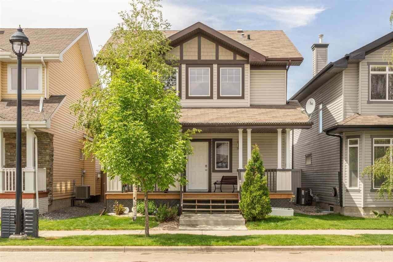 House for sale at 7626 Schmid Cr NW Edmonton Alberta - MLS: E4202030