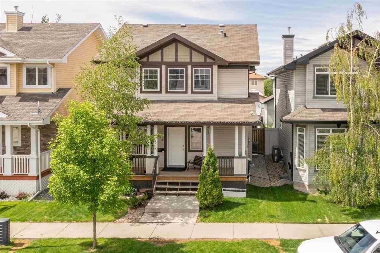 House for sale at 7626 Schmid Cr NW Edmonton Alberta - MLS: E4215494