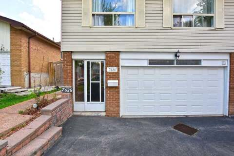 Townhouse for sale at 7626 Wildfern Dr Mississauga Ontario - MLS: W4770666
