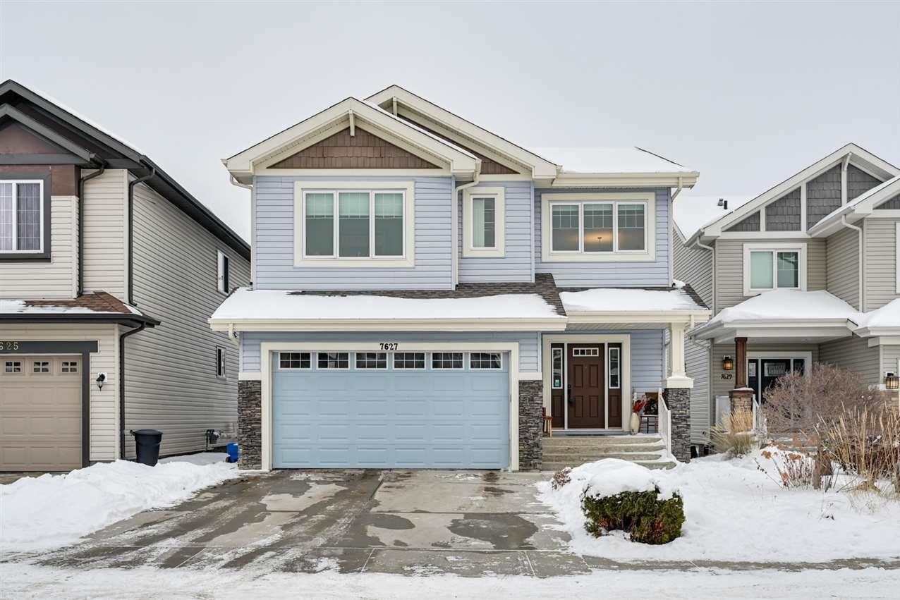 House for sale at 7627 Schmid Cr NW Edmonton Alberta - MLS: E4221775