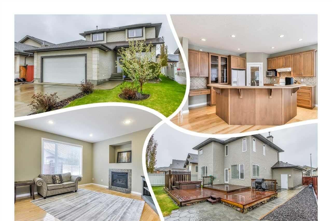 House for sale at 7628 166 Av NW Edmonton Alberta - MLS: E4198933