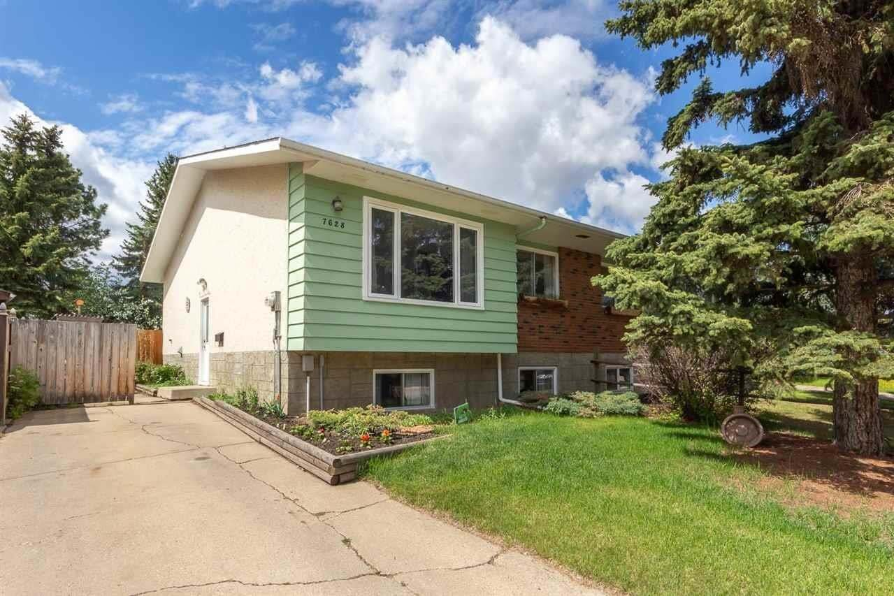 Townhouse for sale at 7628 172 St NW Edmonton Alberta - MLS: E4198879