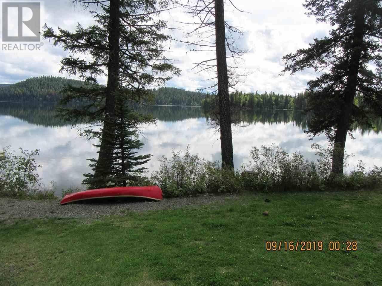 Home for sale at 7628 Pettyjohn Rd Deka Lake / Sulphurous / Hathaway Lakes British Columbia - MLS: R2406946