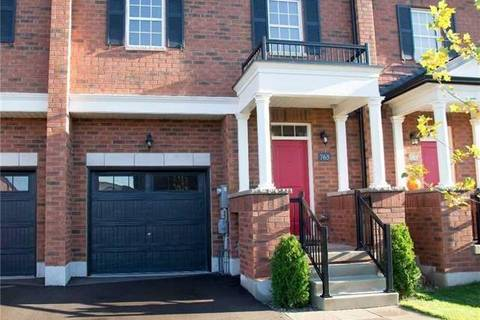 Townhouse for rent at 763 Banks Cres Milton Ontario - MLS: W4519590