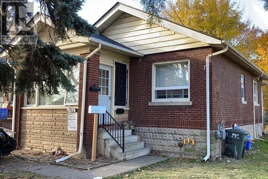 House for sale at 763 Randolph Ave Windsor Ontario - MLS: 20014985