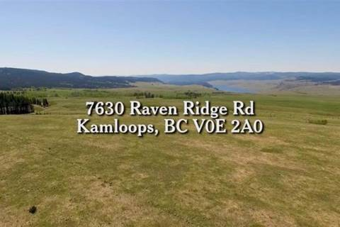 Home for sale at 7630 Raven Ridge Rd No City Value British Columbia - MLS: R2364214
