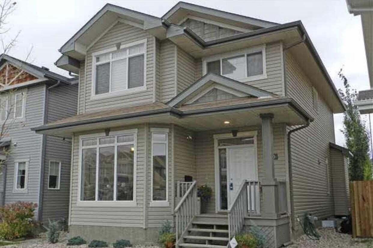House for sale at 7630 Schmid Cr NW Edmonton Alberta - MLS: E4205960