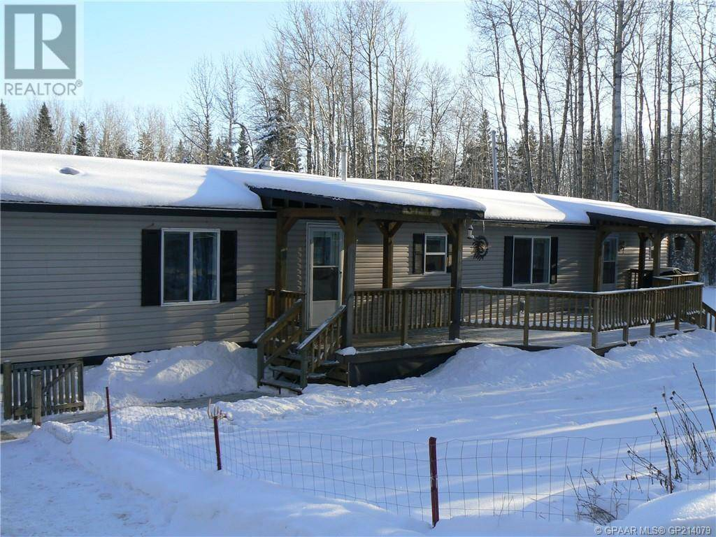 House for sale at 76321 Range Road 180a  High Prairie Alberta - MLS: GP214079