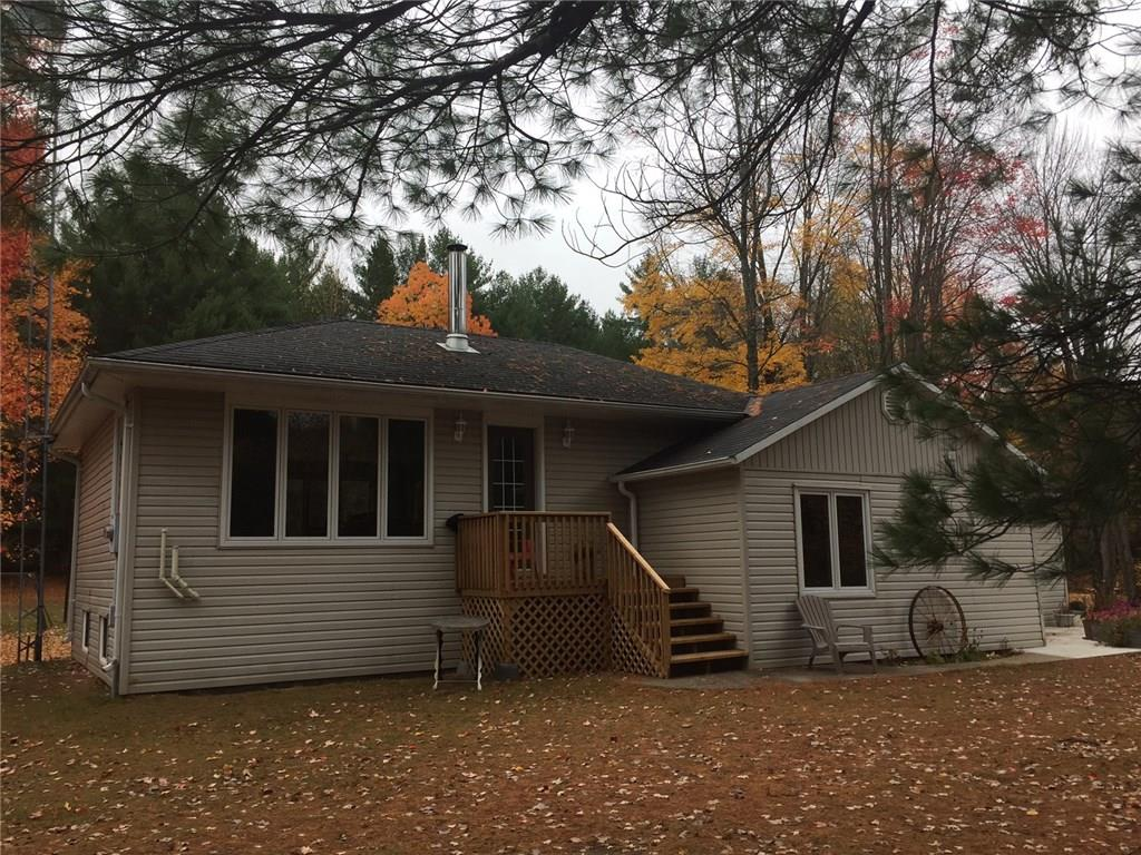 For Sale: 7636 River Road, Palmer Rapids, ON | 3 Bed, 1 Bath House for $299,900. See 29 photos!