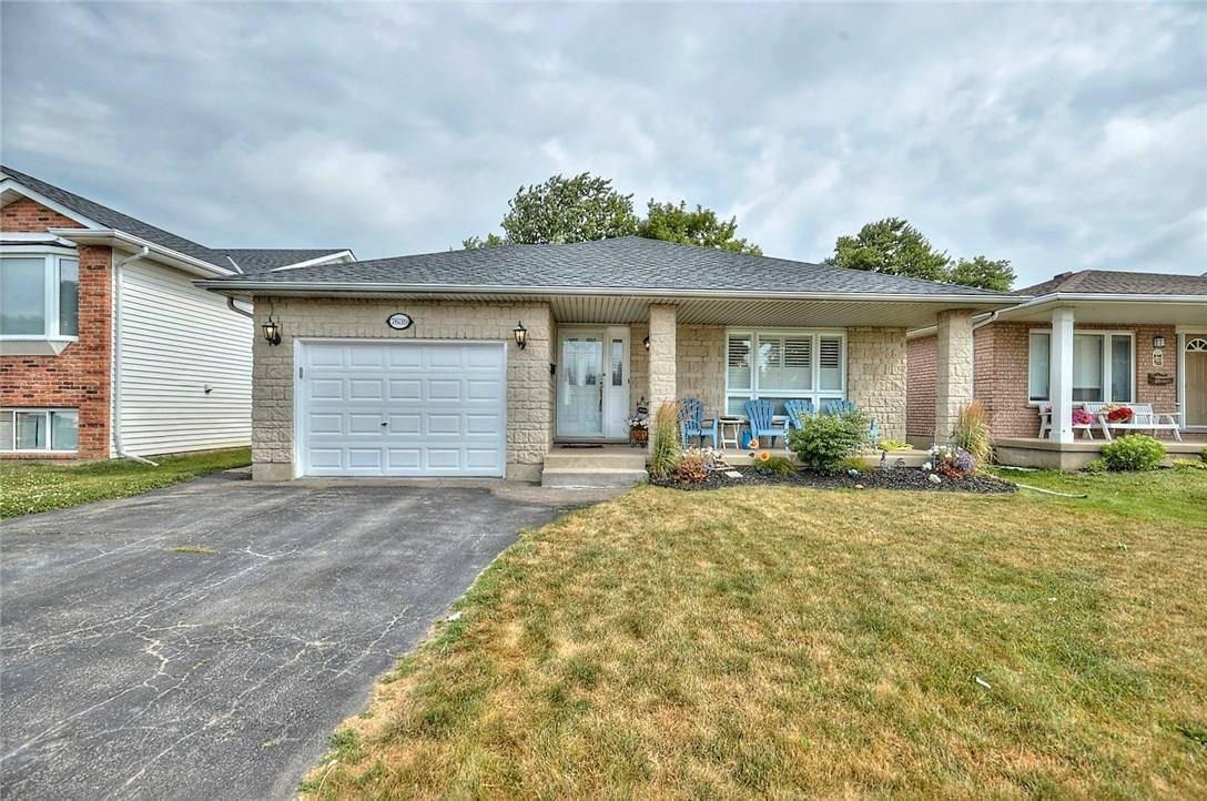 House for sale at 7639 Alpine Dr Niagara Falls Ontario - MLS: 30752286