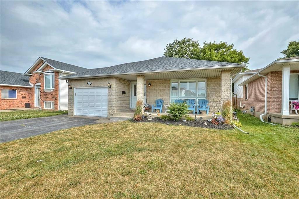 House for sale at 7639 Alpine Dr Niagara Falls Ontario - MLS: 30800011