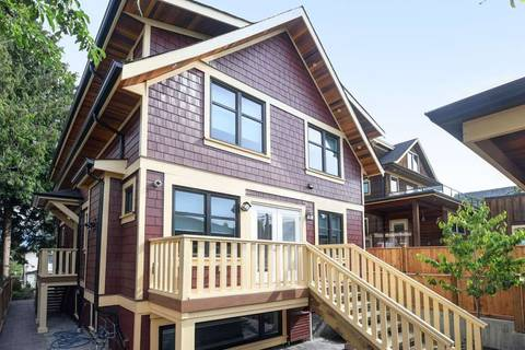 Townhouse for sale at 764 14th Ave E Vancouver British Columbia - MLS: R2406892
