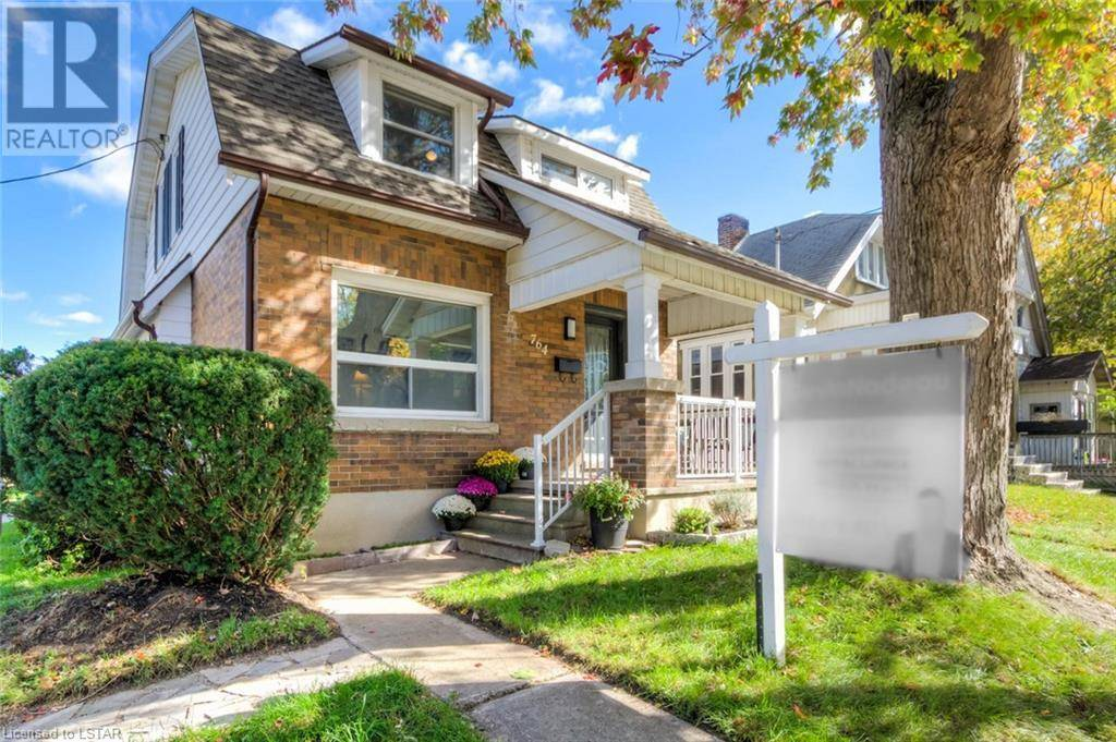 House for sale at 764 Quebec St London Ontario - MLS: 229108