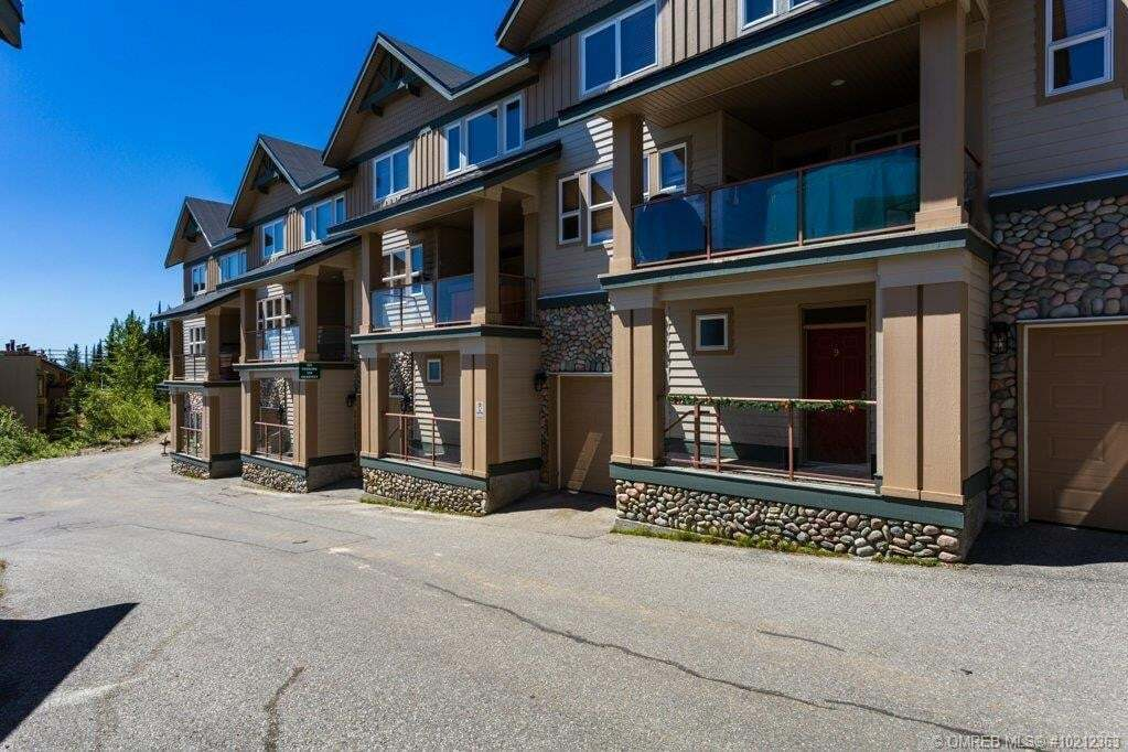 Townhouse for sale at 7640 Porcupine Rd Big White British Columbia - MLS: 10212363