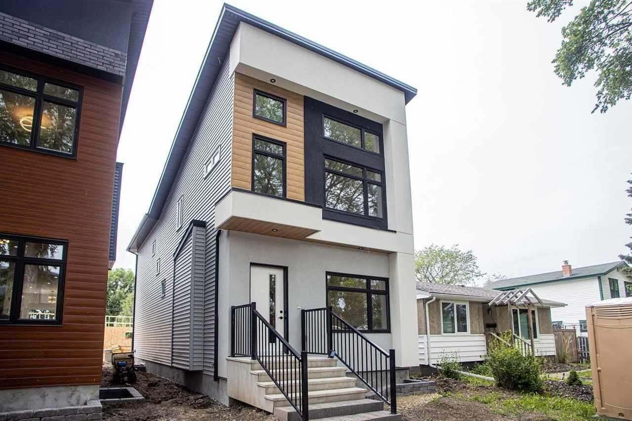 House for sale at 7641 92 Av NW Edmonton Alberta - MLS: E4201728