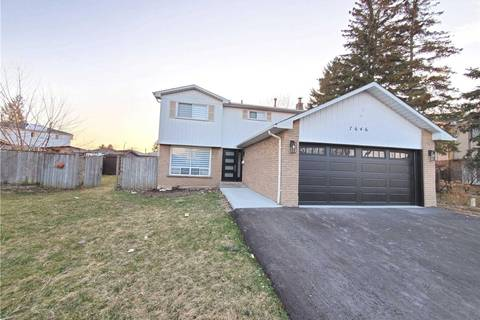 House for sale at 7646 Almadale Ct Mississauga Ontario - MLS: W4733390
